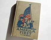 1916 America First Patriotic Readings, J.L. McBrien
