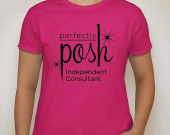 Perfectly Posh Independent Consultant T-Shirt