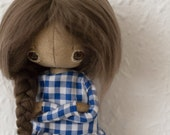 totootse art doll #117