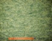 cotton quilt blender fabric green 27 in mottled three quarter of yard sage crinkle leaf tie dye effect
