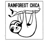 Custom Order for Rainforest Chica