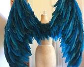 XL Maleficent costume Fairy Wings/ angel Bird
