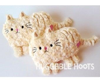 Stuffed Cat - Mochi - Plush Cat - Stuffed Animal - Stuffed Kitten - Feline - Cat Toy - Kitty Stuffie - Soft Toy - Toddler Birthday