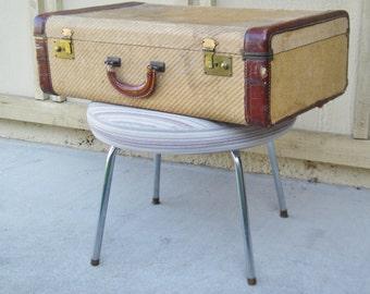 Vintage Suitcase - Vintage Hardside Luggage