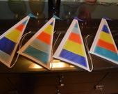 Fiesta Sails 2016 (set of 4)