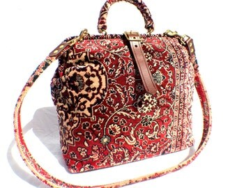Red Carpet HandBag / Purse.