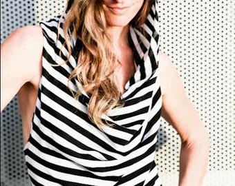 Black & whites Stripes! Modern and edgy, yet still timeless