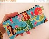Pencil Case-Sea Beauties