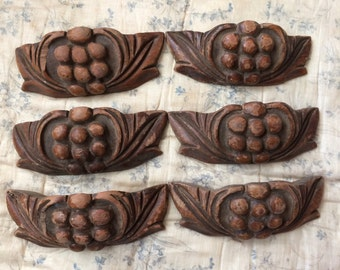 Six Antique Wooden Drawer Pulls That Will Finish The Remake