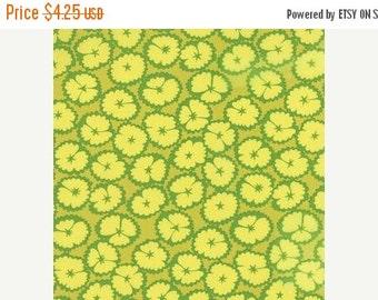 Summer Sale LOL, Moda Fabric, Me and My Sister Designs, Green, 1/2 Yard