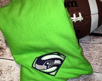 Seattle Seahawks Microwave Wheat Berry Hot & Cold Pack