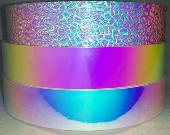Color Morph Hoop Tapes - 30 ft (Translucent)