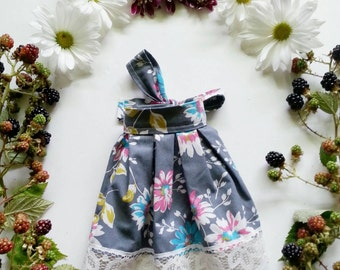 Dress for any of my 15 inch dolls, including cats and unicorns