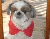 GO CARDS Fleece Dog Coat