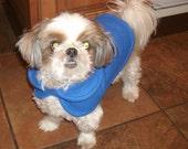 Broncos Fleece Dog Coat