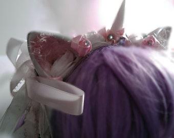 Kitty Unicorn Magical Girl Headband