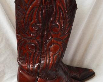 Oklahoma Hills Boots