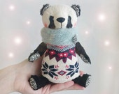Panda Bear Lee - 6inch