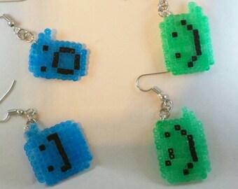 Chat Emote Earrings