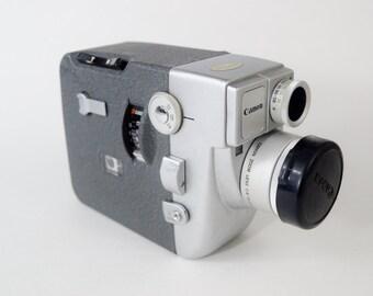 Canon Vintage Motor Zoom 8 EEE Movie Camera