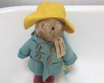 Paddington Teddy Bear,Darkest Peru,Eden Toys
