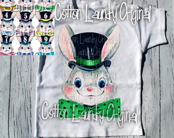 Easter Bunny short sleeve Easter Childrenstee shirt Easter Bunny for Boys...