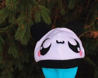READY TO SHIP- Panda Hat