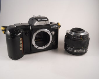 Nikon 35MM Film Camera N4004