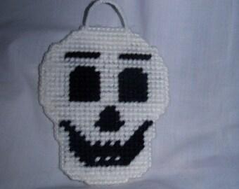 Halloween Skull Wall Hanging