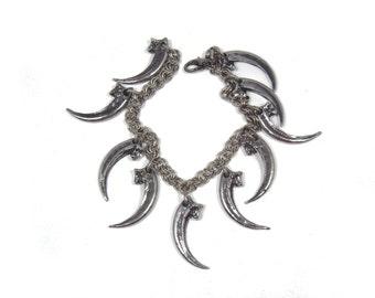 Raven Claws Bracelet
