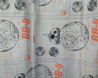 Star Wars fabric by yard