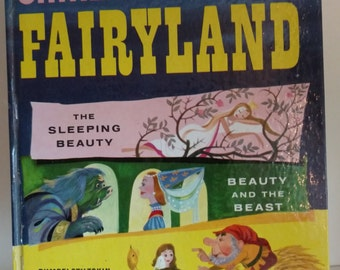 1958 Shirley Temple's Fairyland - Stories from her television program