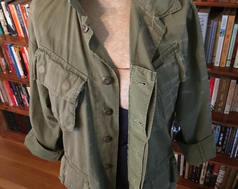 Vietnam Era Army Field Jacket