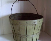 Vintage Berry Basket