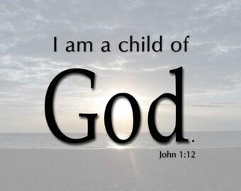 DIGITAL DOWNLOAD John 1 12