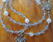 Private Listing for msjen-mother's birthstone rosary