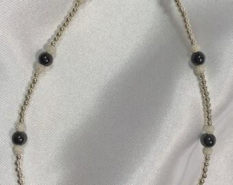 Sterling Silver Stardust Bracelet/ Ankle Bracelet (2964) Plus Sizes Available!