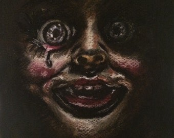 Annabelle - The Conjuring - #31DaysofHalloween