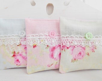 Shabby & Chic Style Lavender Drawer Sachets