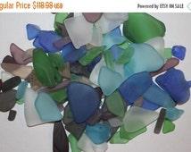 ON SALE 10 lbs) Sea Glass, Tumbled Sea Glass, mixed colors Sea Glass,Sea Glass, Sea Glass crafting, Sea Glass Bulk, Sea Glass for jewelry, c