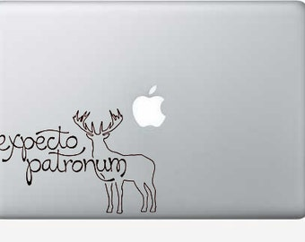 Expecto Patronum Decal // Stag Decal // Harry Potter Decal // Harry Potter Sticker // Patronus Decal