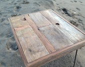 """Reserved for Linda - 48"""" Square Wide Barnwood Coffee Table"""