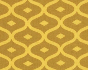 Simply Style Mustard Curtain Panels