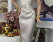 Oyster Luxe is for Summer for Silkstone Barbie and Victoire Roux OOAK Fashion for Dolls