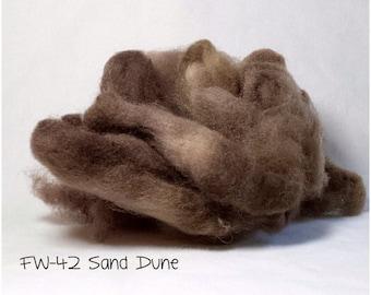 Felting Wool: FW-42 Sand Dune