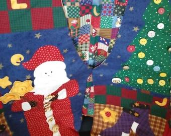 "Santa""s Christmas Vest Reversible"