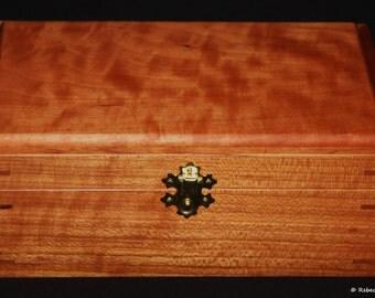 Cherry Keepsake Box - 100% Handmade In America