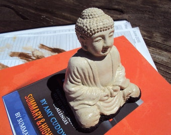 Buddha Stone Paperweight, Decor, Small