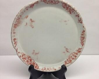 Antique Marx Gutherz Carlsbad Porcelain Plate Austria Pattern 2453