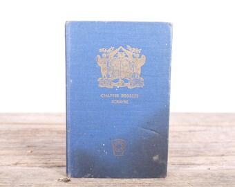 Vintage Books / 1901 Masonic Chapter Degrees by Ronayne / W. E. Powner Antique Masonic Books / Old Books / Antique Books